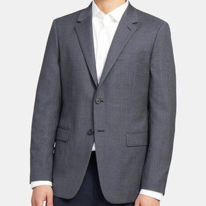 Theory Chambers SV Structured Wool Jacket 40L